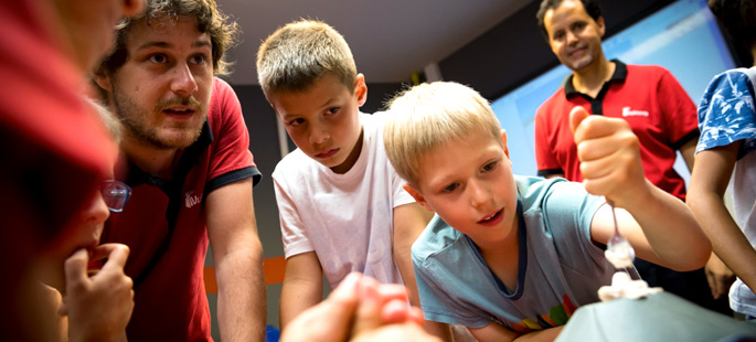 Ateliers pédagogiques primaire
