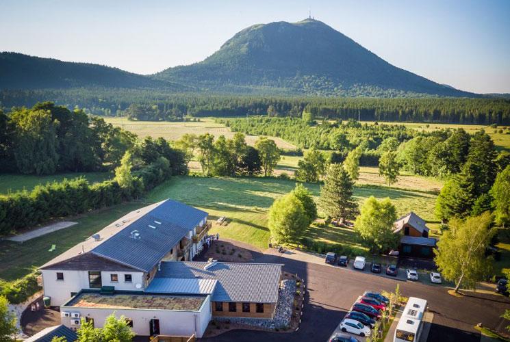 Hébergement scolaire en Auvergne, Archipel Volcan