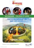 Brochure en ligne pour les visites scolaires de Collège et Lycée