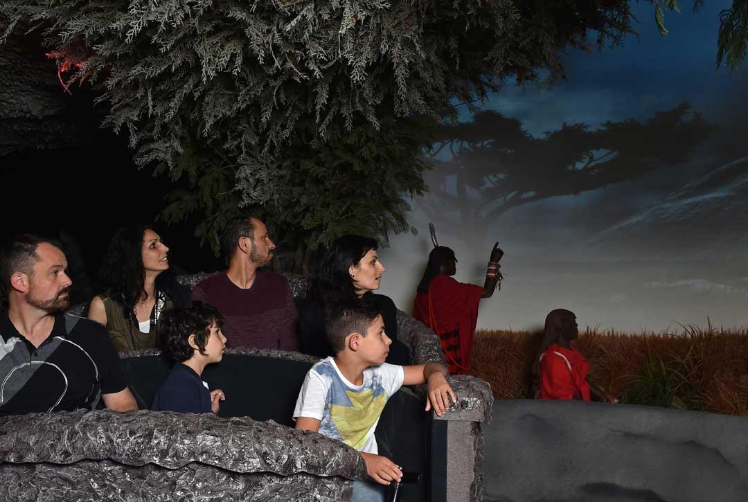 Volcans sacrés, animation sur les légendes autour des volcans
