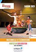 brochure 2021 pour les classes de maternelles et d'élémentaire
