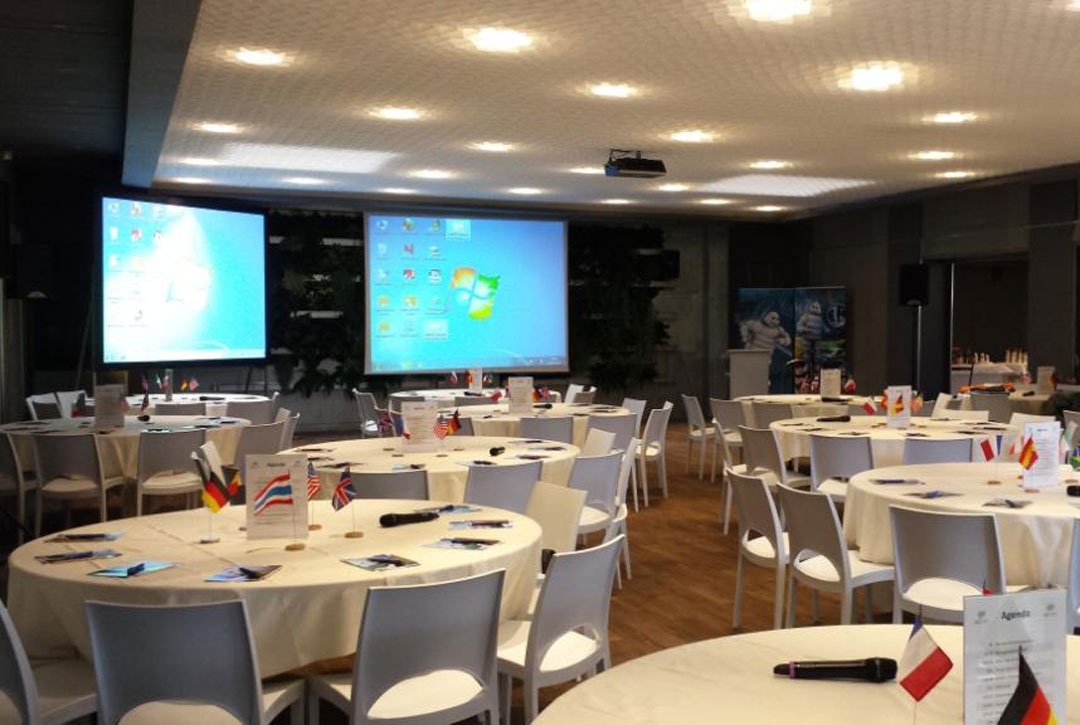 Location de salles pour un séminaire d'entreprise - L'Éclat