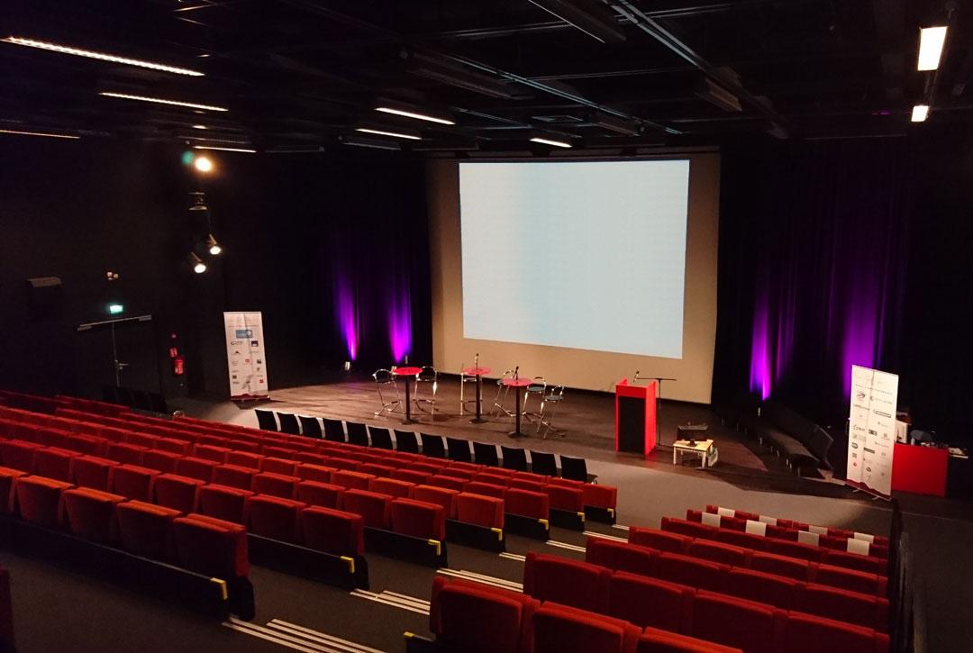 Location de salles pour un séminaire d'entreprise - Planète dévoilée