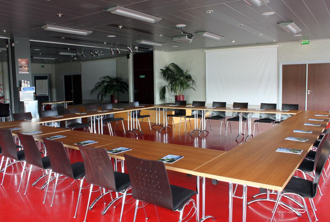 Location de salles pour un séminaire d'entreprise - Panorama