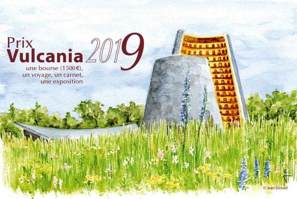 Prix Vulcania du Carnet de voyage 2019
