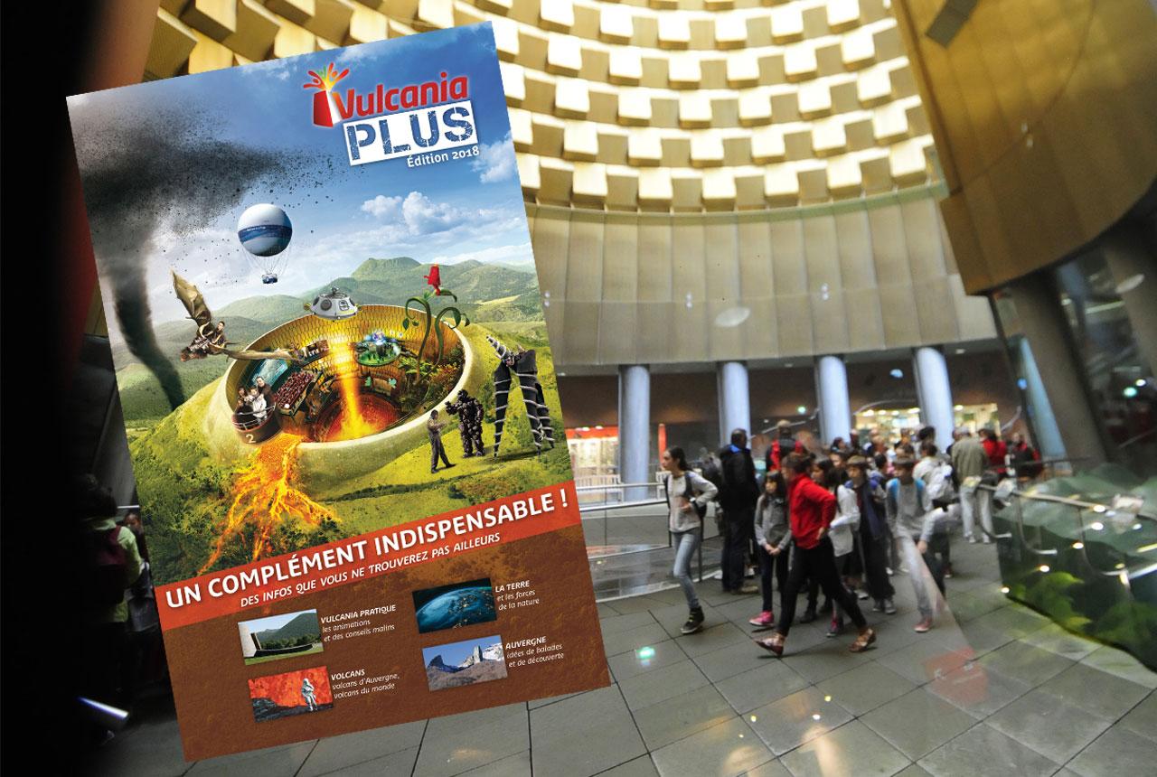 guide de visite sur les volcans et l'Auvergne