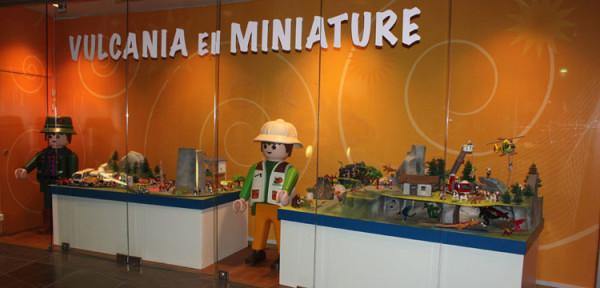 Vulcania en miniature
