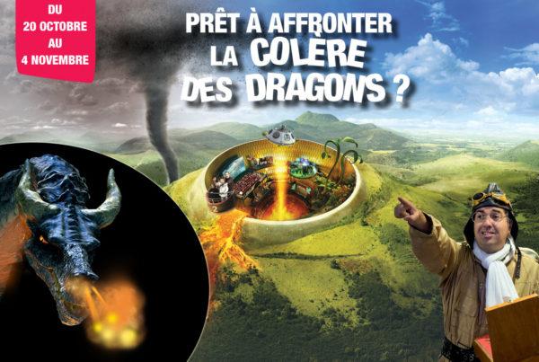 Vacances de Toussaint, animations spéciales sur les dragons