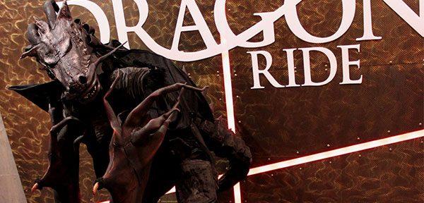 Animation spéciale Toussaint à Vulcania sur les dragons : à la recherche des légendes perdues