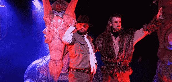 """""""Être adoubé par le dragonnier"""" : dernière étape de votre aventure sur le thème des dragons à Vulcania"""