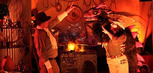 """""""S'initier au dressage des dragons"""" : animation spéciale à Vulcania sur le thème des dragons"""