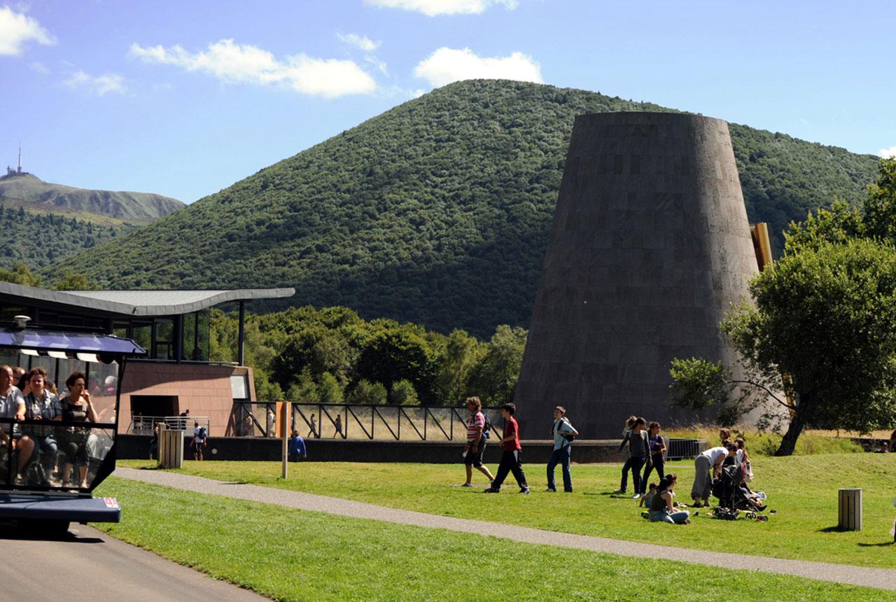 La SEM Volcans - Vulcania