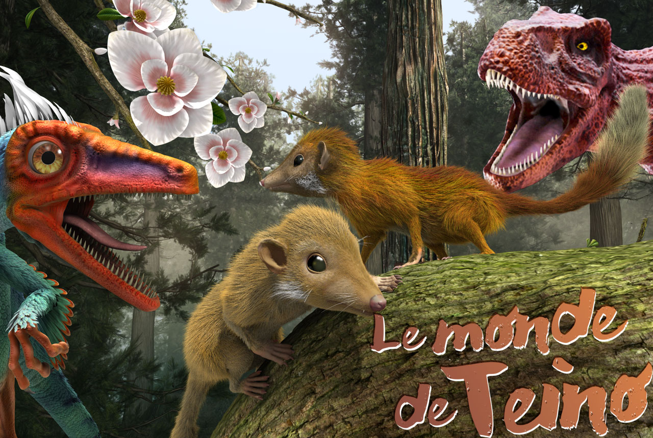 Toutes les nouveaut s de la saison de vulcania - Dinosaure film gratuit ...