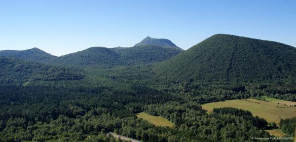 Découvrez l'Auvergne et Vulcania