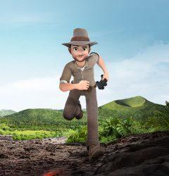 Animations Emotions lors de votre séjour au Parc Vulcania en Auvergne