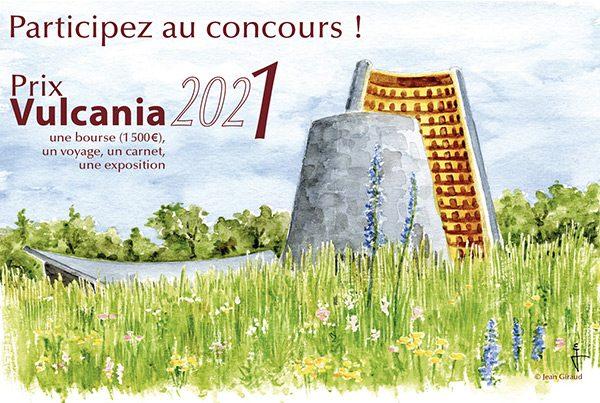 Inscrivez-vous au concours Carnets de voyage pour tenter de remporter le prix Vulcania et une bourse de 1500€ pour explorer la région volcanique de votre choix !