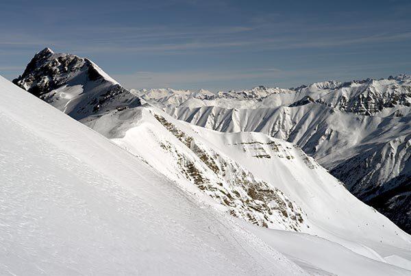 Film Neige à découvrir au parc Vulcania en Auvergne