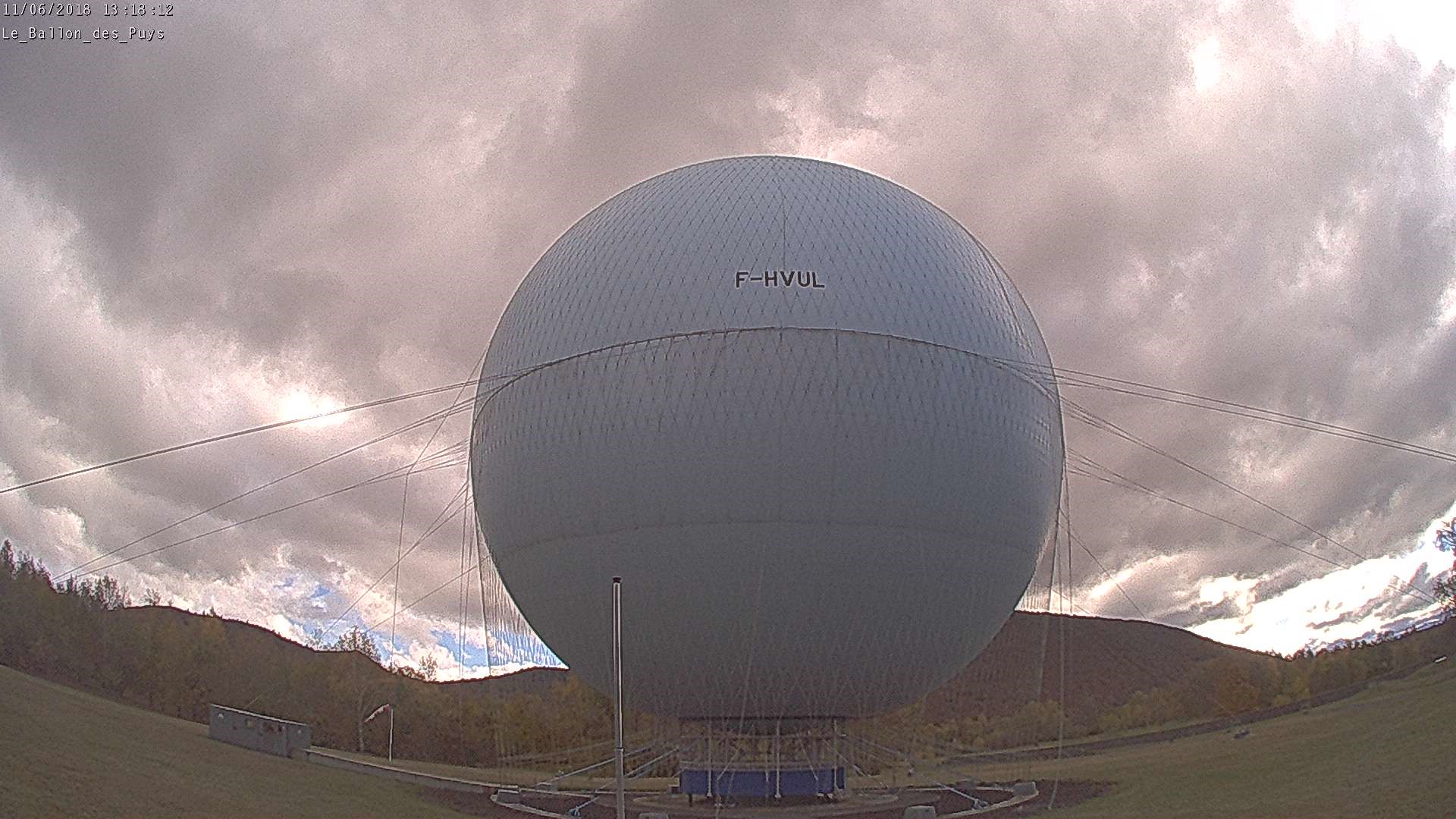 Webcam du ballon des Puys